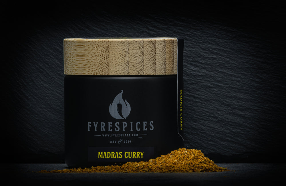 Madras curry mix kopen - Fyrespices -