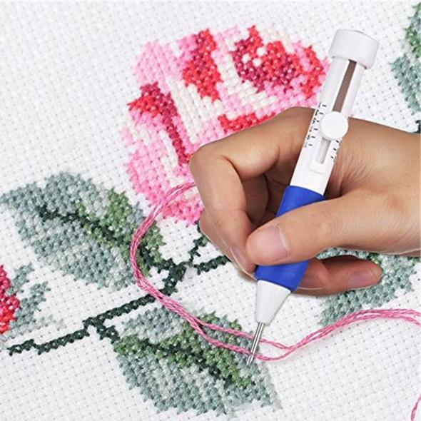 New Embroidery Kit Punch Needle
