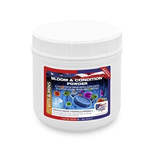 EQUINE AMERICA BLOOM & CONDITION POWDER