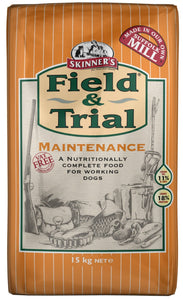Skinner - Field and Trial