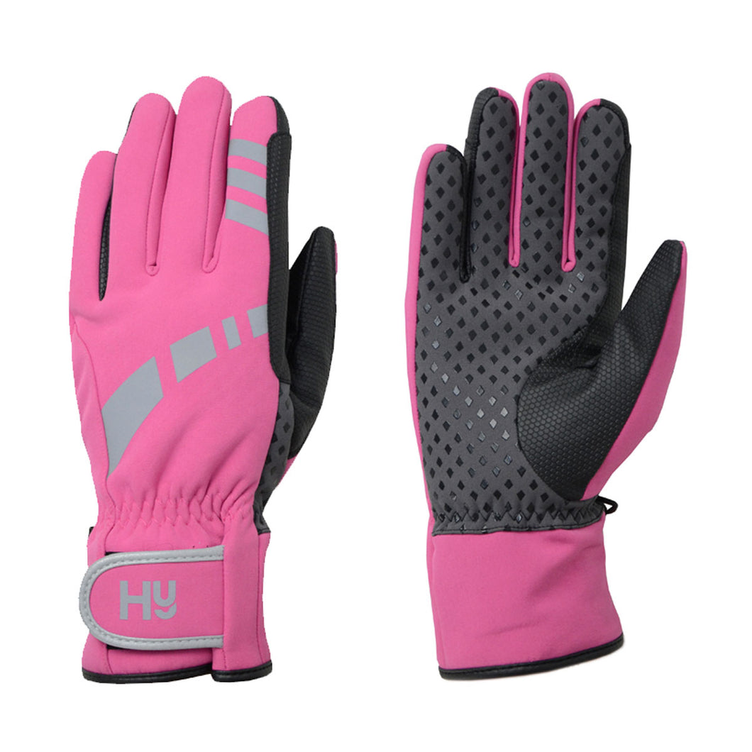Hy5 Reflective Waterproof Multipurpose Gloves