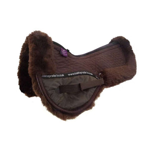KM Elite - Half sheepskin pad