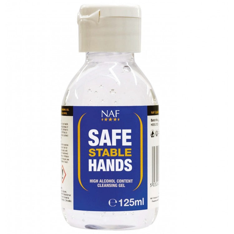 NAF - SAFE STABLE HANDS