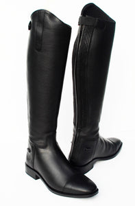 Rhinegold - Seville leather riding boot