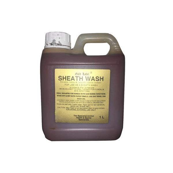 Gold Label - Sheath Wash