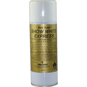 Gold Label - Show white express