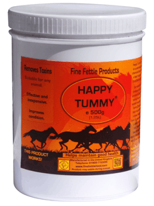 Fine fettle products - Happy Tummy