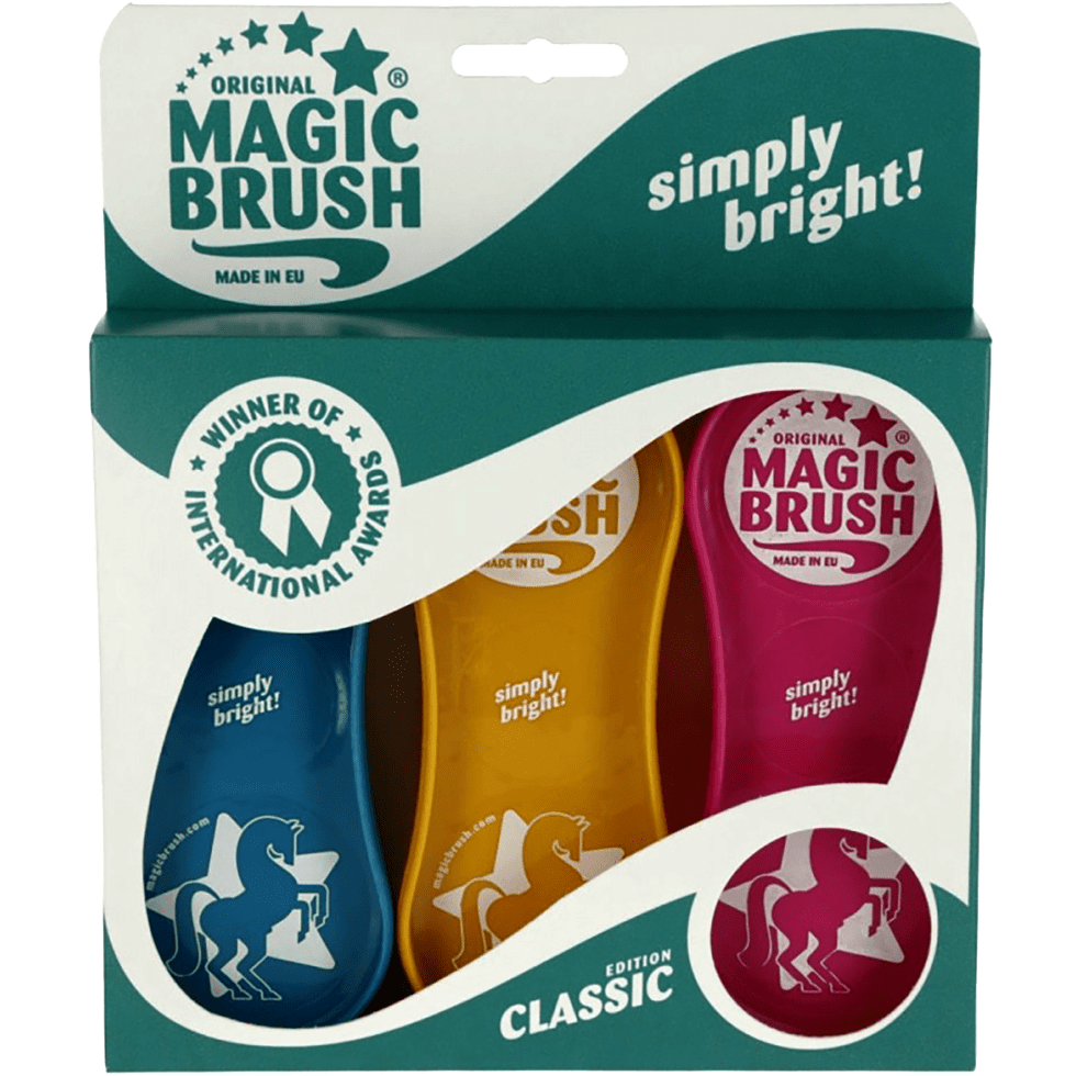 Magic Brush 3 Pack