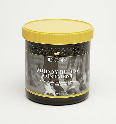 Lincoln - Muddy Buddy ointment