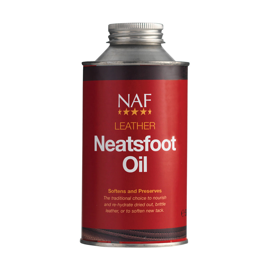 NAF - Leather neatsfoot oil 500ml