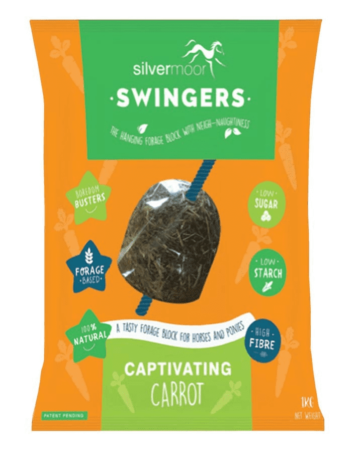 Silvermoor Swingers Captivating Carrot
