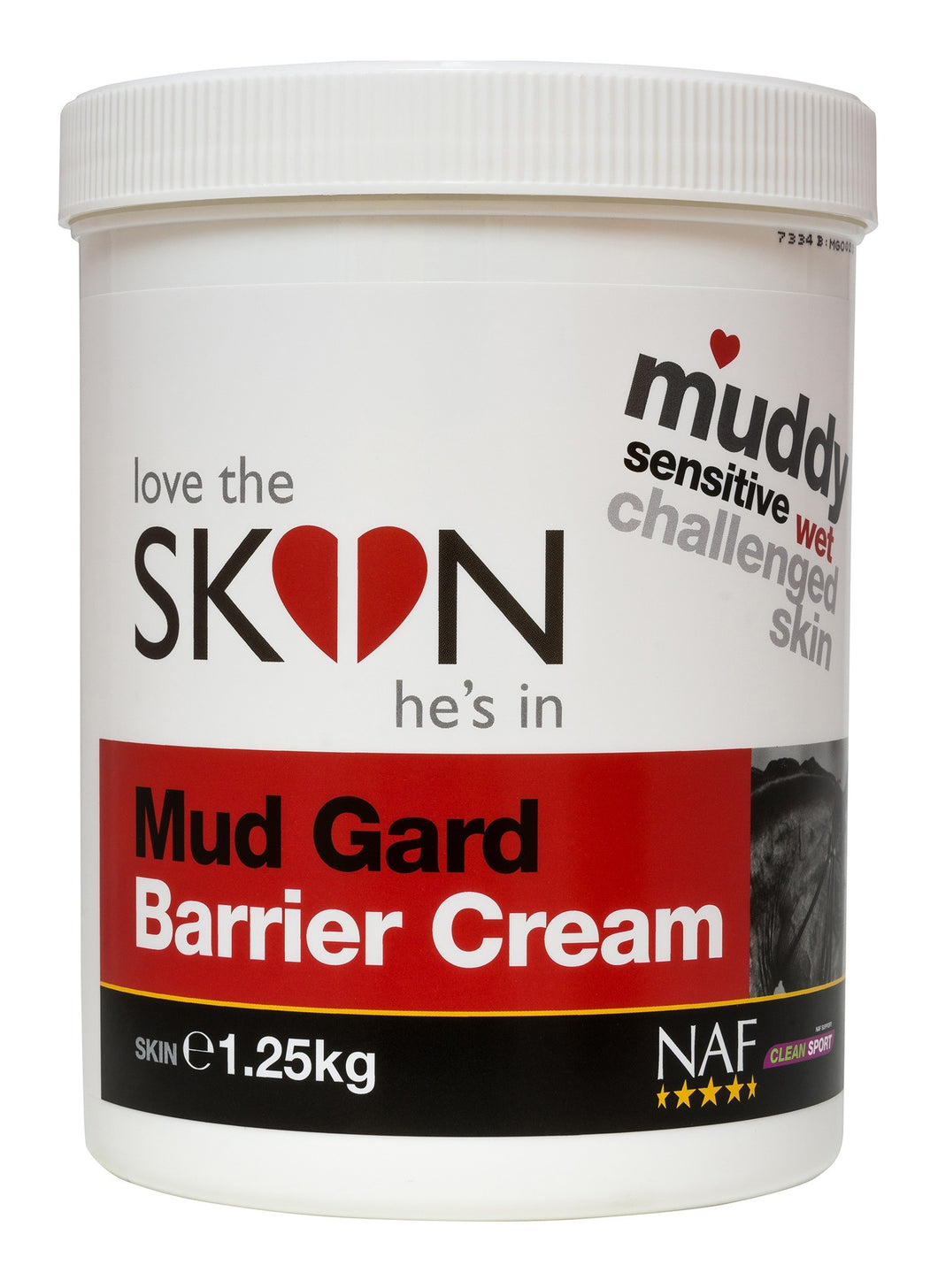 NAF - MUD GARD Barrier cream