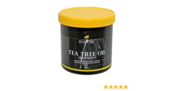 Lincoln - Tea tree oil ointment