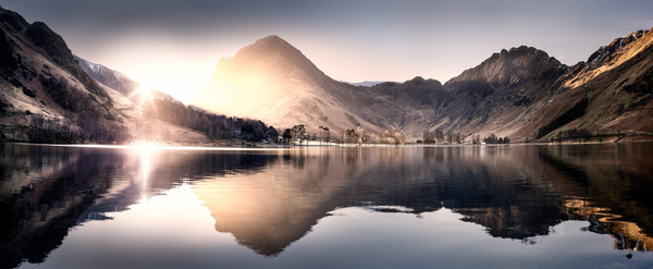 Lake District in Spring