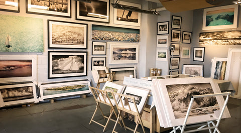 Ventnor Gallery Interior