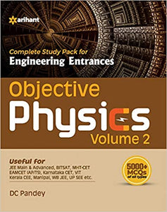 Objective Physics Vol 2 for Engineering Entrances 2021