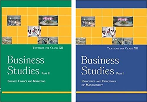 Business Studies Part 1 & Part 2 Set for Class 12