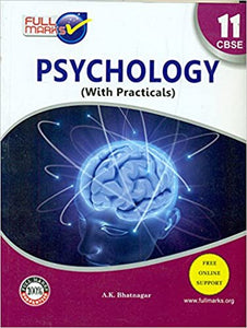 Psychology Class 11 CBSE (2020-21)
