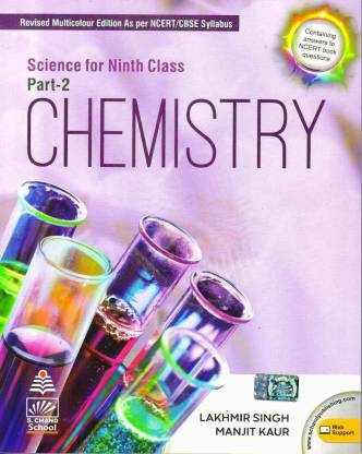 Science for Class 9th Part 2 Chemistry