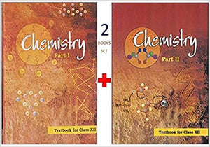 Chemistry  NCERT Class 12th PART 1 and 2