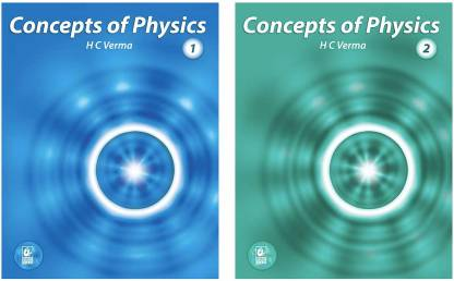 Concept Of Physics - Part 1 & 2 (Set Of 2 Books)