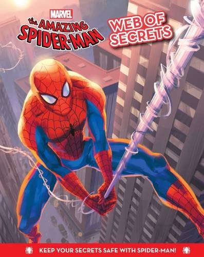 Marvel Spider Man Book of Secrets