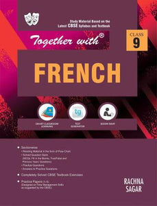 Together With French Study Material for Class 9