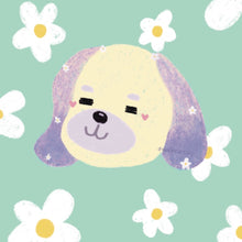 Load image into Gallery viewer, Daisy Sticker