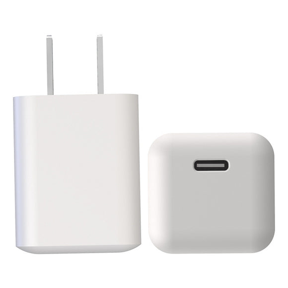 20W Fast Charger USB-C Power Adapter