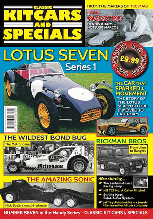 CLASSIC KIT CARS & SPECIALS ISSUE 2