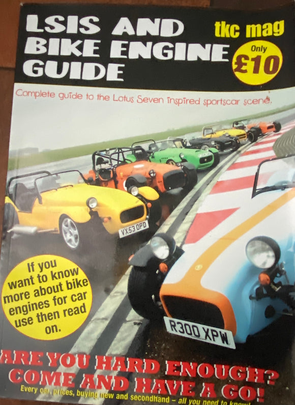 LOTUS SEVEN REPLICA GUIDE