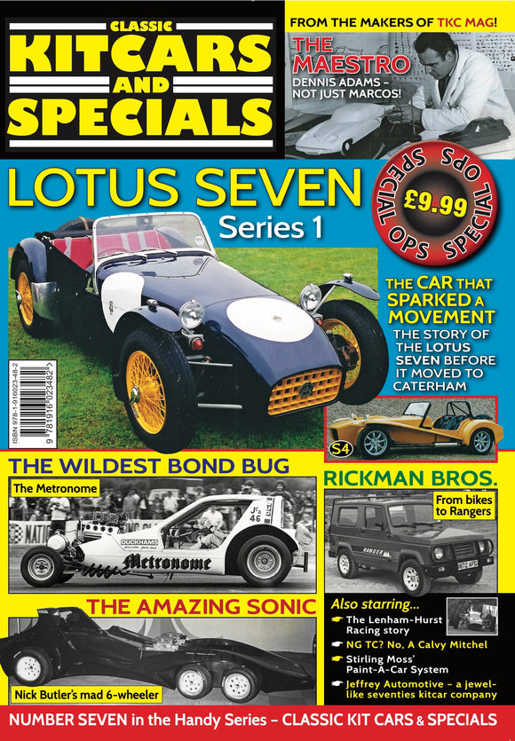 CLASSIC KIT CARS & SPECIALS - ISSUE TWO - FEBRUARY 2021