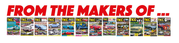 TKC MAG - EUROPEAN SUBSCRIPTION - ONE YEAR