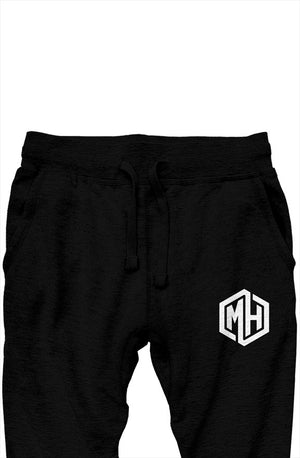MH black joggers - Matches the MH white hoody