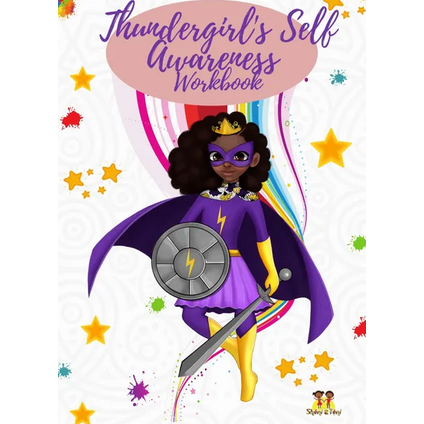 Thundergirl's Self Awareness Workbook