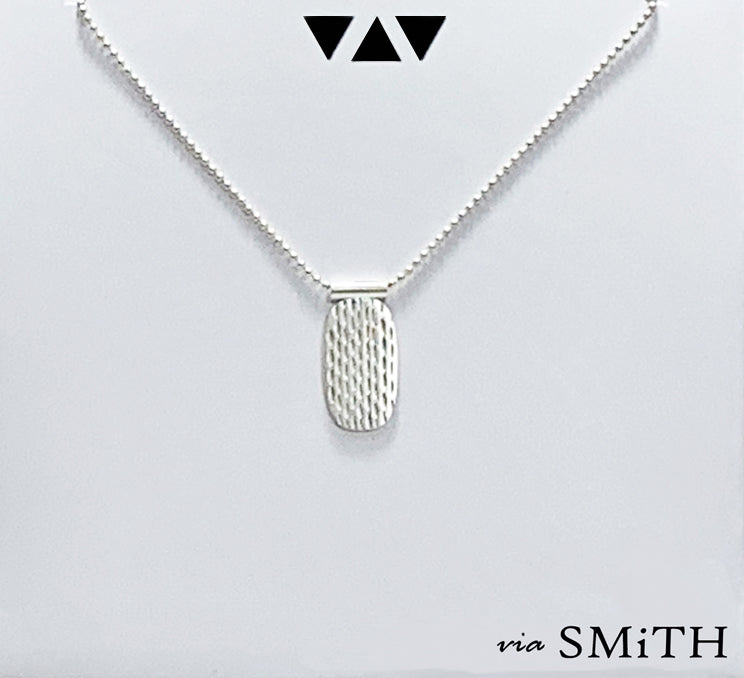 The Simple Dash Pendant (Nk46)