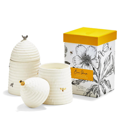 Luxury Candle Gift Box Set, Bee Hive Candle