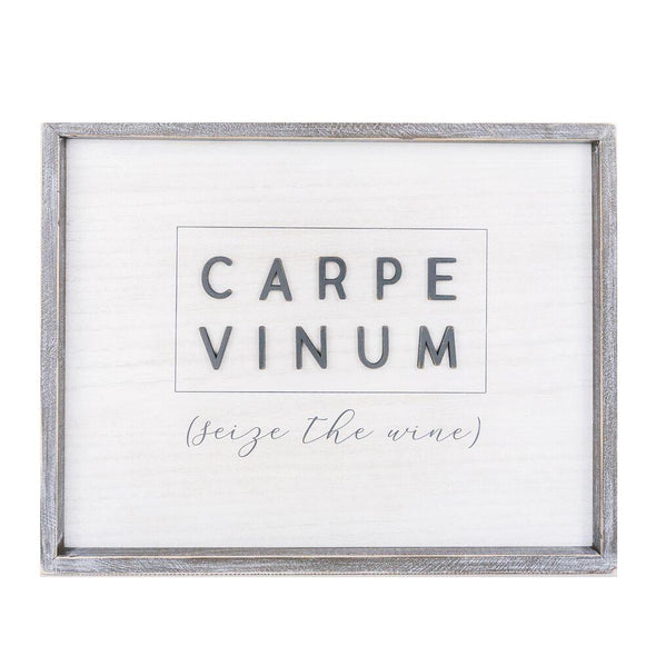 IMPERFECT Carpe Vinum XL