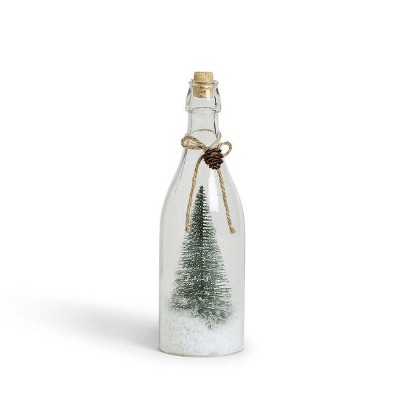 LED Christmas In A Bottle