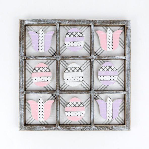 Easter & Spring Tic Tac Toe