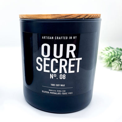 No. 08 Our Secret | 11oz