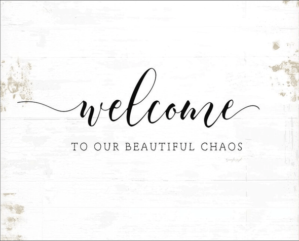 Welcome Chaos Sm