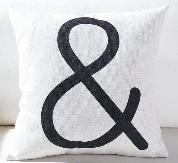 Ampersand Throw - Gia Roma