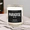 Volcano Blue Candle, Paradise Candle, Tropical Toxic Free Candles