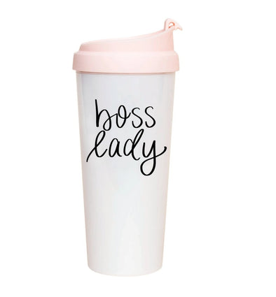 Bossy Lady - Pink - Gia Roma