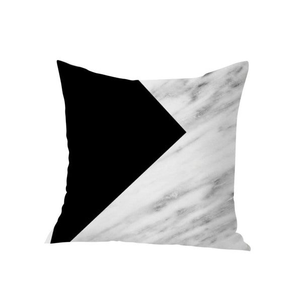 Curella Pillow, Marble Pillow Covers, Cheap Throw PIllows, BW Pillows