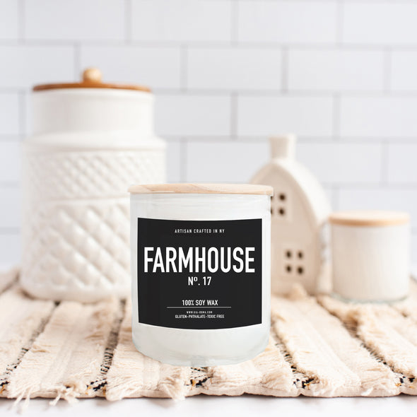 No. 17 Farmhouse | 11oz