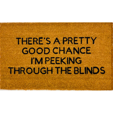Hilarious doormat for the home, outside rugs and mats