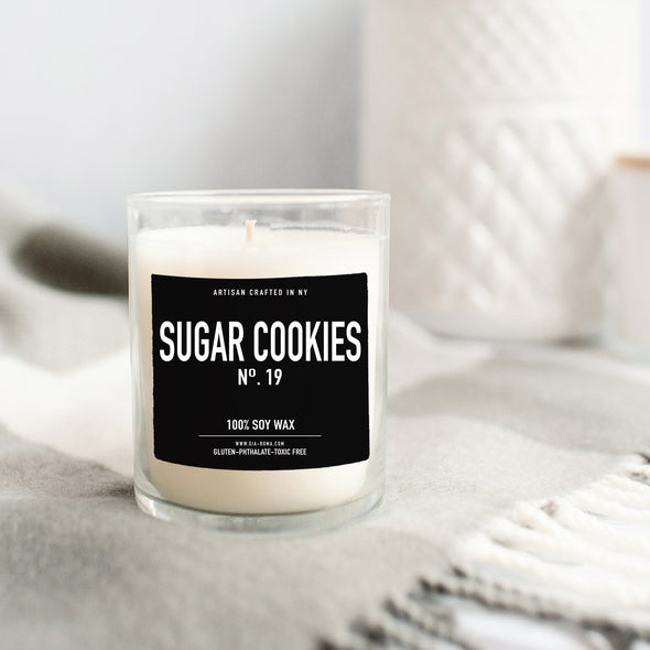 No. 19 Sugar Cookies | 11-13oz