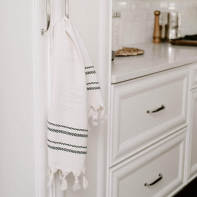 Haley Turkish Hand Towel